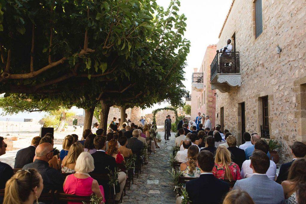 wedding at Kelia Monemvasia